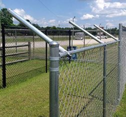 Chain Link Fence Installation in Sugar Land - 281-343-3008