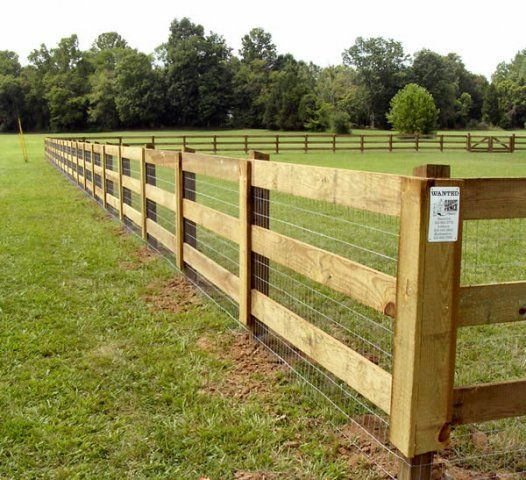 Sugar Land Farm and Ranch Fencing Installation